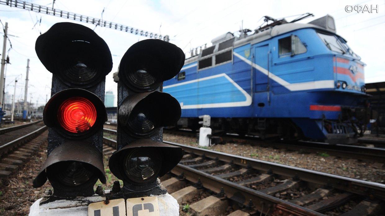 Железная дорога свяжет две К…