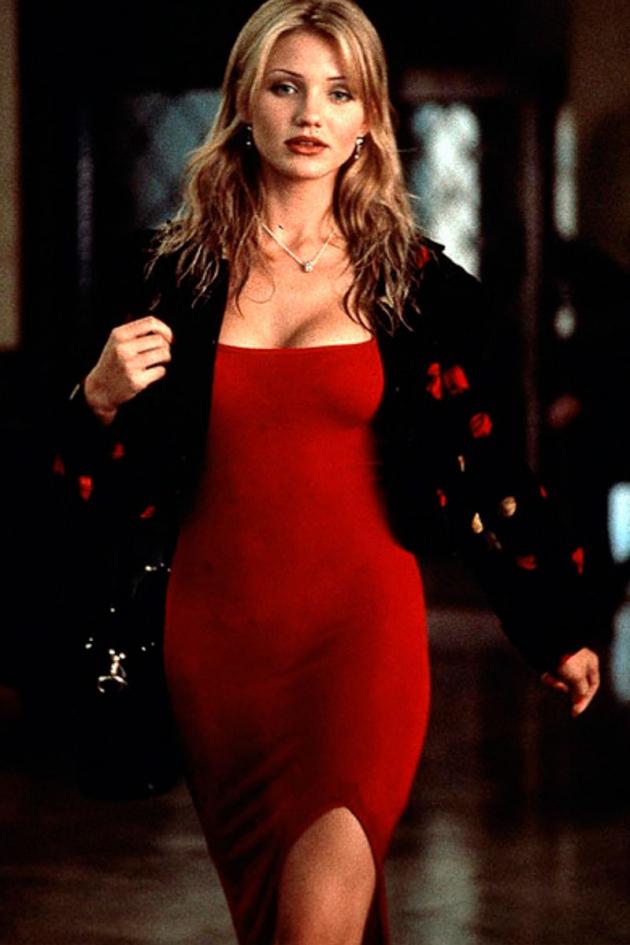 Почему Кэмерон Диас считают самой сексуальной актрисой 1990-х?