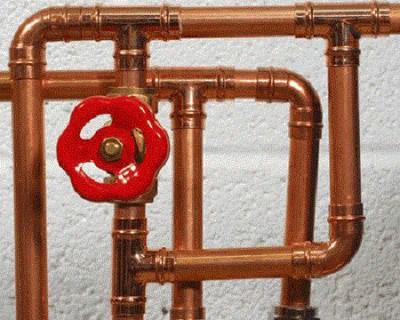 Вредны ли медные водопроводные трубы?