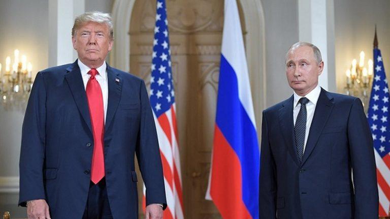 Как Путин референдум на Донбассе Трампу предлагал