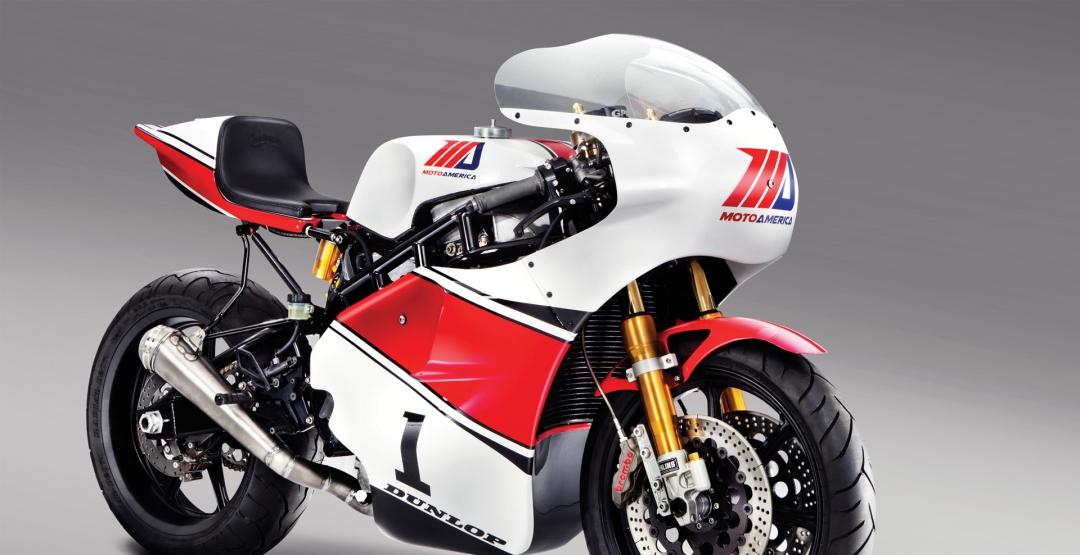 Фото Yamaha R1-TZ750, Mule Motorcycles, Dorna Sports