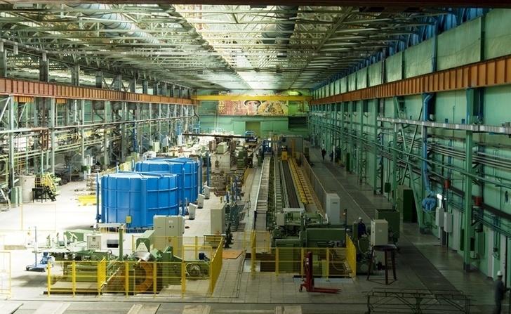 На ЧМЗ создано первое в России высокотехнологичное производство оксида гафния