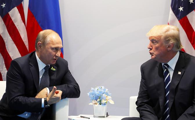 Кто больше всех напуган встречей Трампа и Путина
