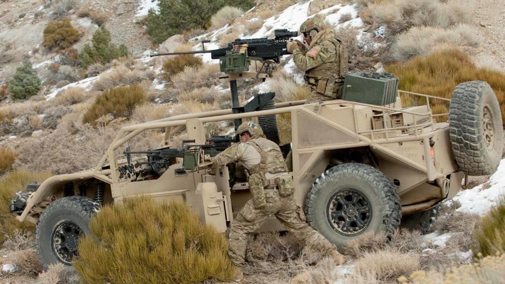Штаб коалиции прояснил ситуацию с американским спецназом на позициях ИГИЛ