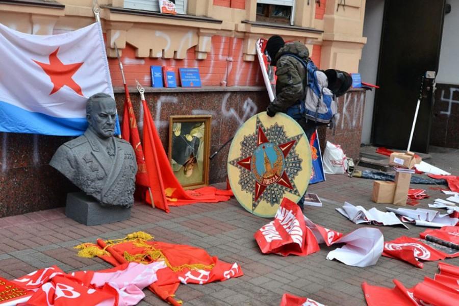 Как наша Россия выглядит в учебниках истории стран бывшего СССР