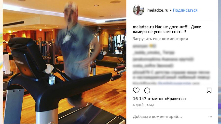 Звёздные сети: здоровое тело Меладзе, весенняя жертва Алибасова и новый образ Маликова