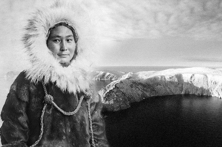 История женщины, которая осталась в живых, проведя в Арктике 2 года