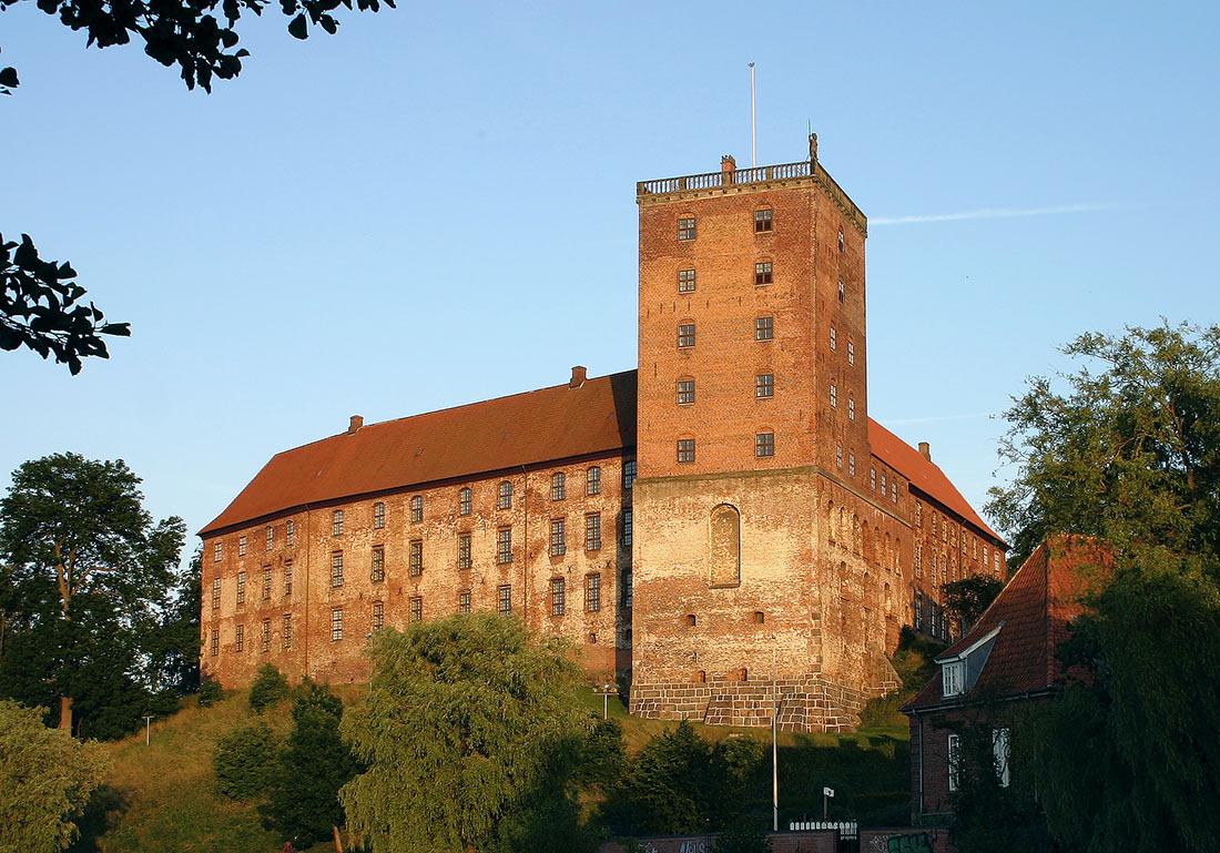 Замок Колдингхус