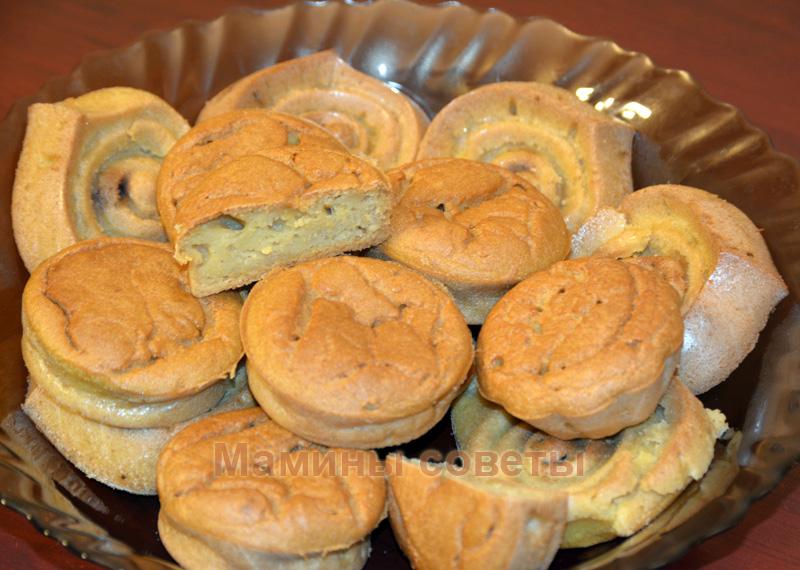 Кукурузные кексы - вкусная и полезная домашняя выпечка