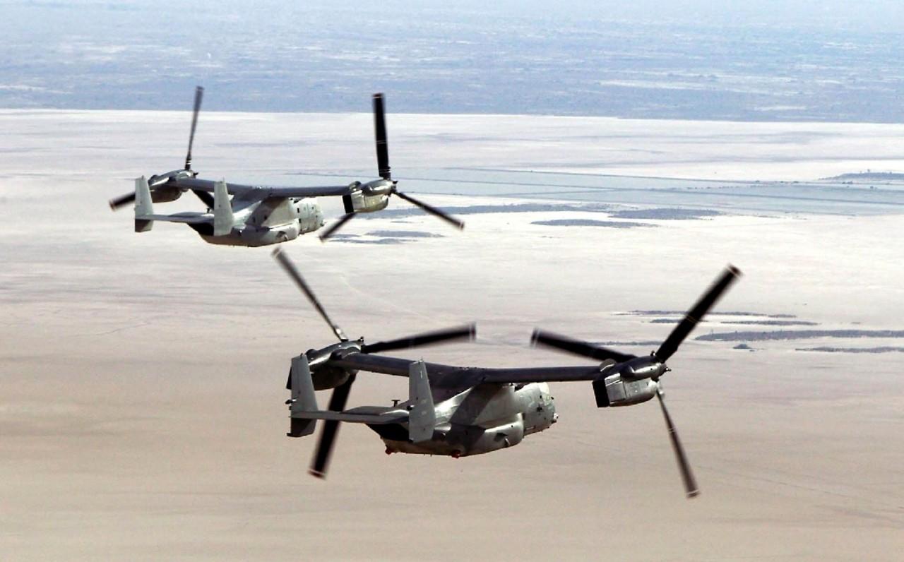 Беспилотный конвертоплан: армия США разрабатывает автономный гибрид самолета и вертолета