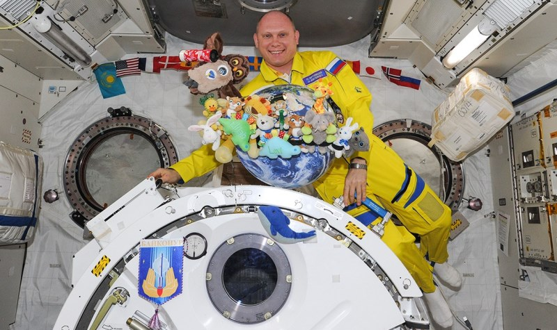5 самых бесполезных предметов за всю историю, побывавших в космосе