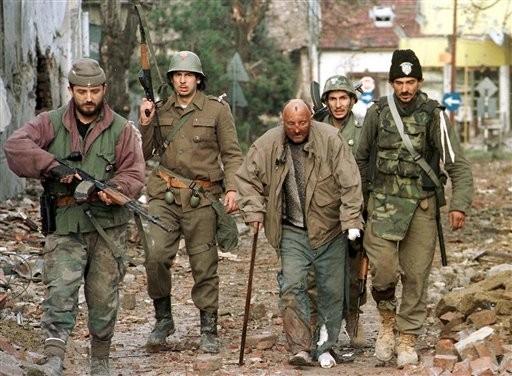 Как распадалась Югославия