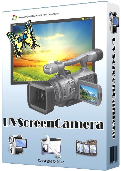 UVScreenCamera 4.8.0.105 Final + Portable