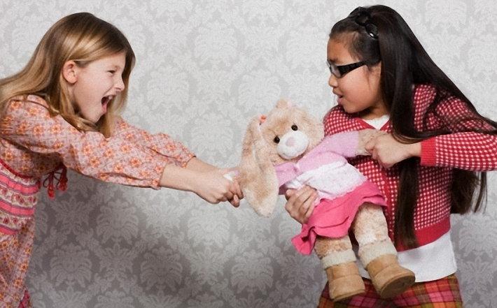 Если ребенок слишком агрессивен