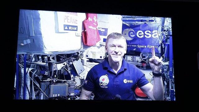 DM: Британский астронавт боялся, что русские бросят его в космосе
