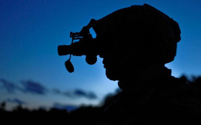 Война втемную: Киев вооружается ночным видением