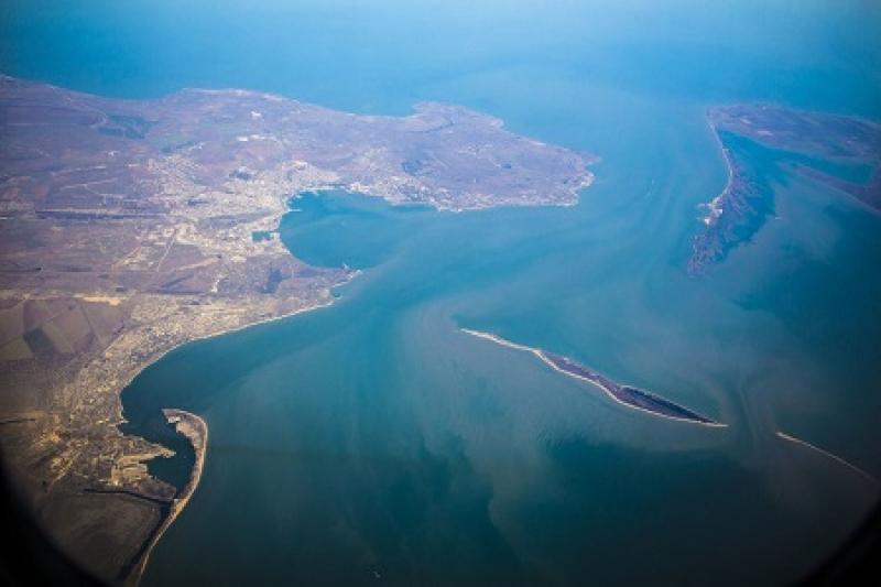 Украинский адмирал предложил заминировать Азовское море