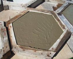 формирование плитки