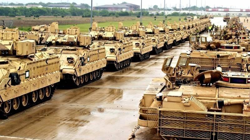 Танковая бригада Армии США в…