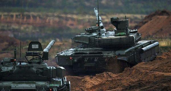 Танк Т-80БВМ получил снаряды с материалом «Б»