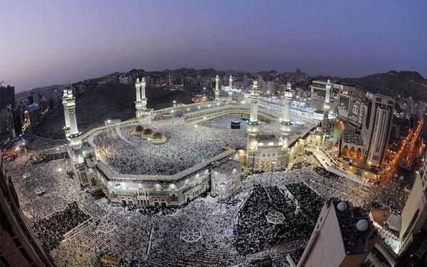 Саудовская Аравия - одна из самых больших по площади стран в мире