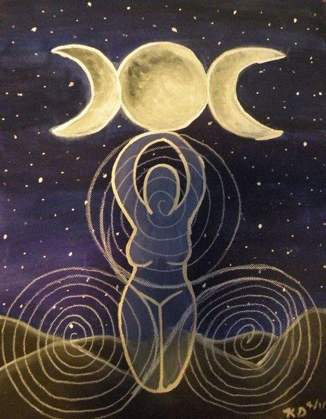 подвеÑка в виде луны