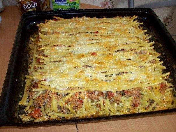 Вкусный ужин: Ложная лазанья