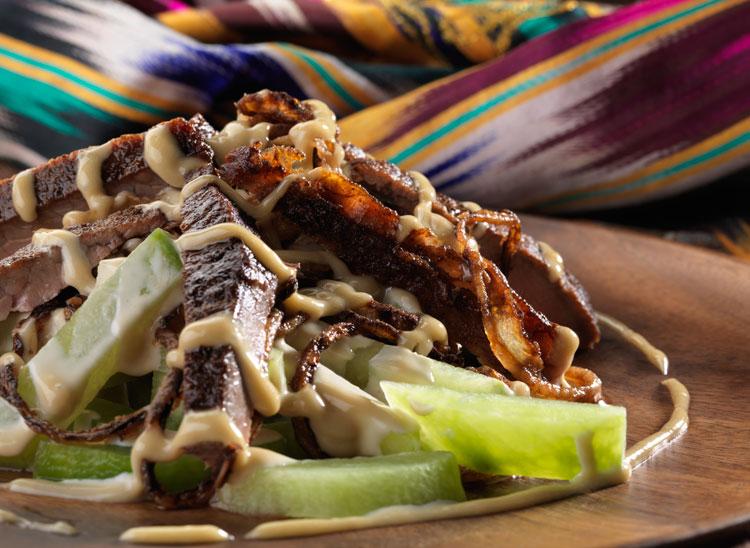 """Рецепт от Сталика - салат """"Узбекистан"""""""