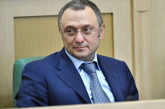 Сулеймана Керимова доставили на допрос в суд Ниццы