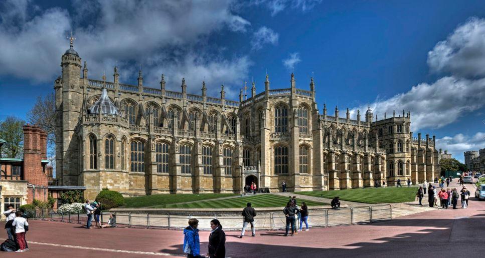 Виндзорский замок – незыблемый символ монархии