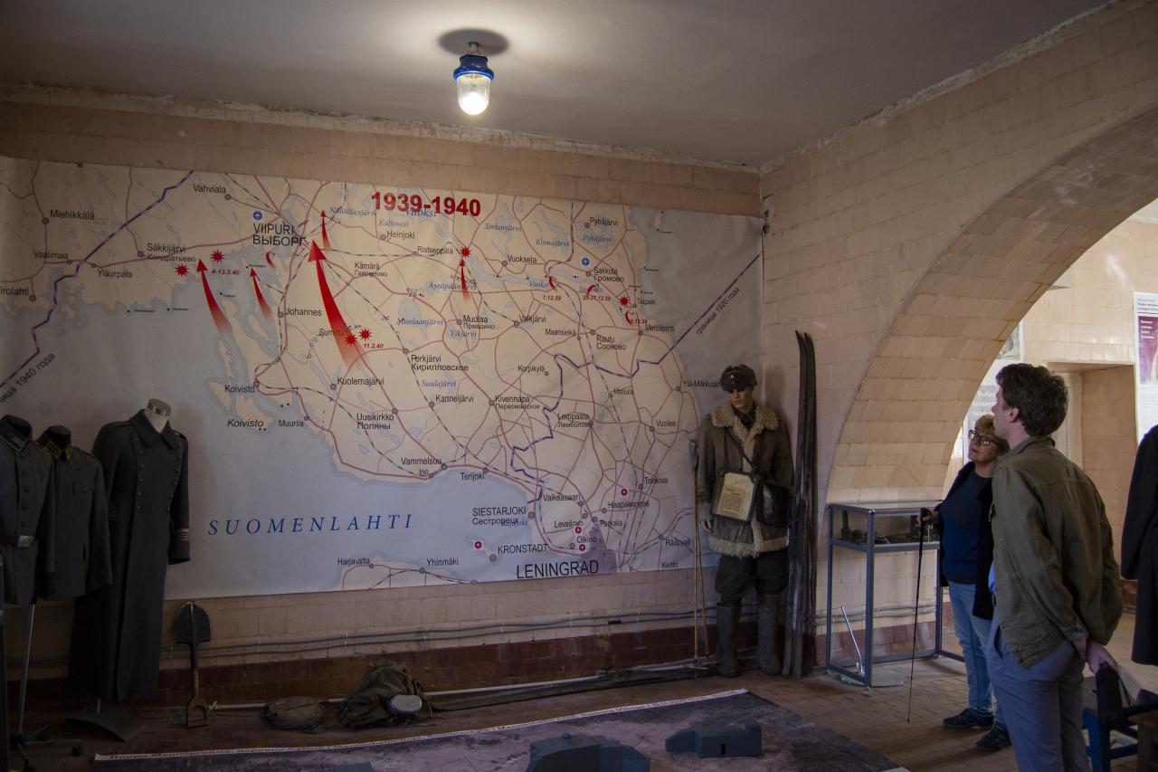 Музейные заметки. Народный музей народной войны
