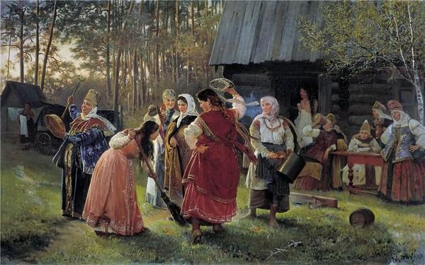 Обычай скакания и яровухи: каким был мальчишник на Руси