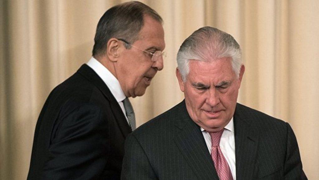 Москва потребовала от США вернуть захваченные российские территории