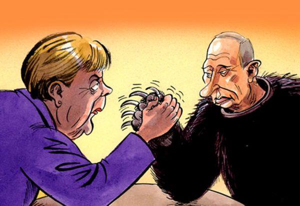 Европа без «Крыши»: «Золотая эпоха» спокойствия для России заканчивается