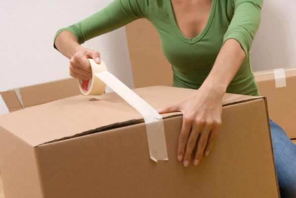 Как можно проще паковать вещи при переезде