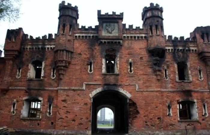 Секреты Брестской крепости: как выглядела цитадель-герой 150 лет назад