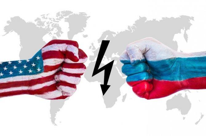«Соединённые санкции Америки…