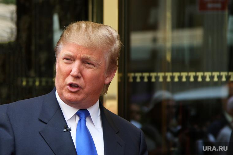 Трамп зявил, что его «ядерная кнопка» больше, чем у Ким Чен Ына