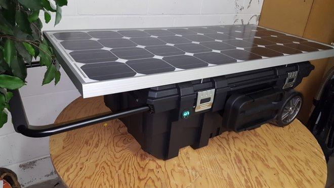 1000-ваттные солнечные генераторы Orion Sun превзошли топливных собратьев