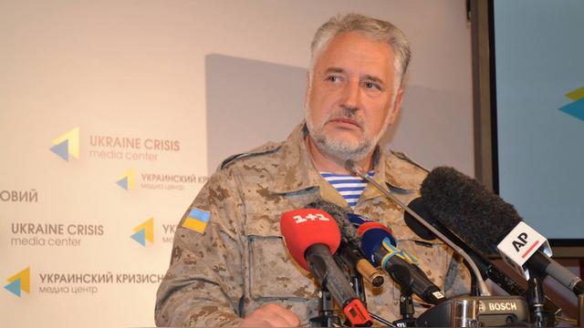 Донецкий губернатор пообещал вернуть «исконно украинские» Кубань и Воронеж