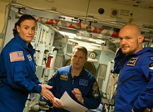 Холодная война в Космосе: ам…
