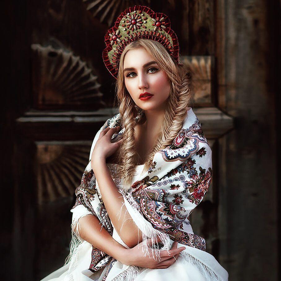 Русская краса: 45 завораживающих фото Марии Липиной