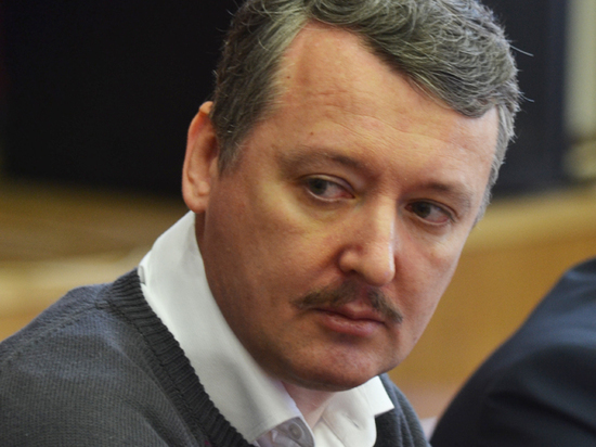 Стрелков: Украина готовит военный удар по Крыму, виновата Россия