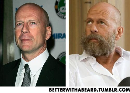 С бородой — лучше!