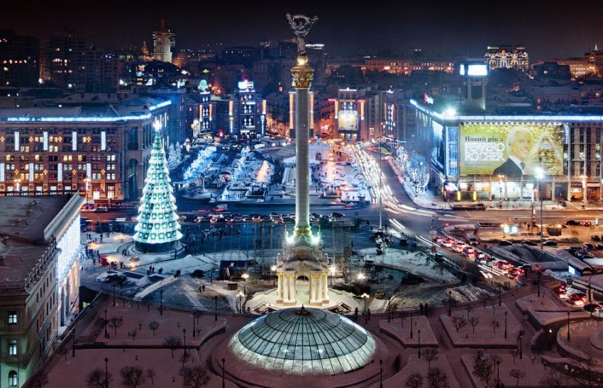 Украина декоммунизировала Рождество
