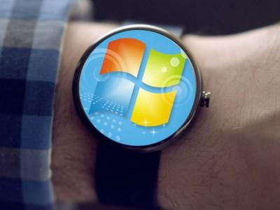 Windows 7 запускается на часах с Android Wear почти 3 часа