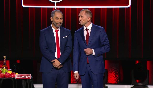 Comedy Club - Встреча Владимира Путина и Никола Пашиняна