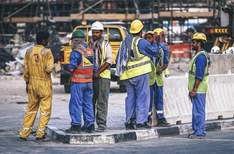 В жилах арабов течет нефть… и они не работают! арабские эмираты, в мире, закон, интересно, мифы, порядок, факты
