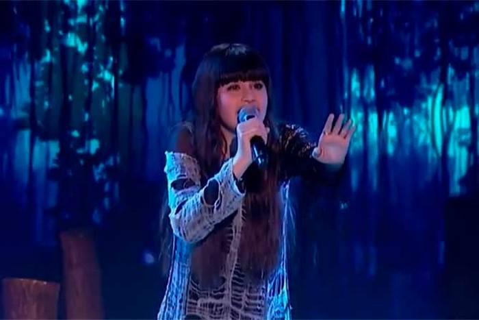 «Реченька»: Когда 14-летняя девочка начала петь, все поняли, что она - настоящая звезда