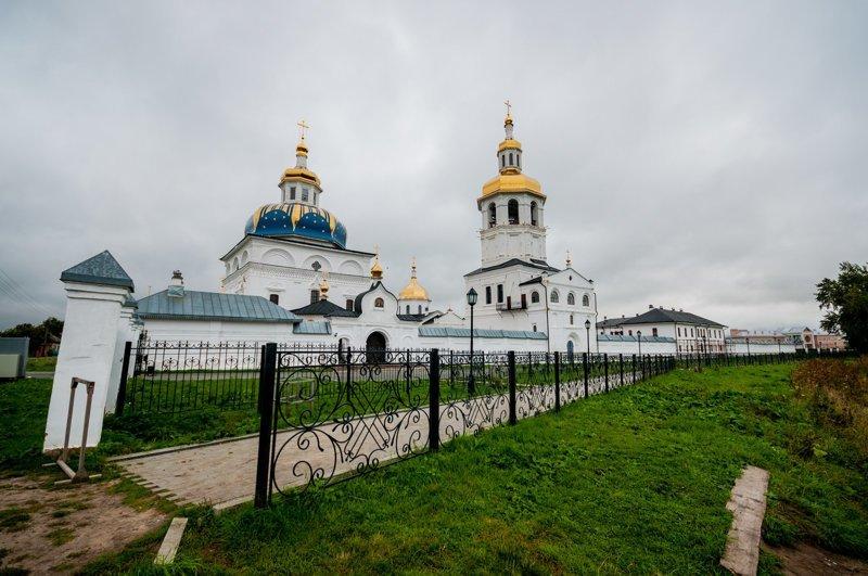 Абалакский Знаменский монастырь (25 фото)